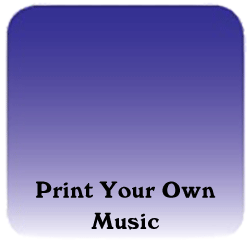 Print Your Own Music (link)