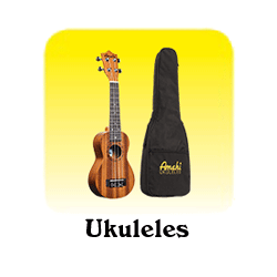 Guitar & Ukulele Section