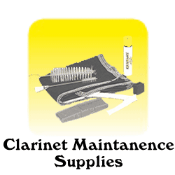 Clarinet Maintenence Supplies