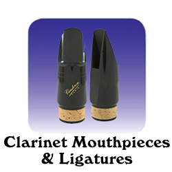 Clarinet Mouthpieces & Ligatures