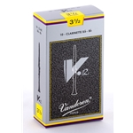 Vandoren  CR1935  Bb Clarinet V.12 Reeds Strength #3.5; Box of 10