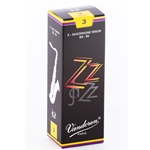 Vandoren SR423 Tenor Sax ZZ Reeds Strength #3; Box of 5