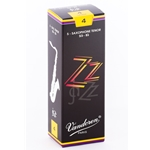 Vandoren SR424 Tenor Sax ZZ Reeds Strength #4; Box of 5