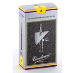 Vandoren SR603 Soprano Sax V.12 Reeds Strength #3; Box of 10