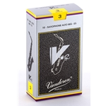 Vandoren SR613 Alto Sax V.12 Reeds Strength #3; Box of 10