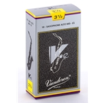Vandoren SR6135 Alto Sax V.12 Reeds Strength #3.5; Box of 10