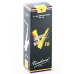 Vandoren SR725 Tenor Sax V16 Reeds Strength #5; Box of 5