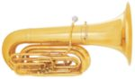 KING 2341W BBb Tuba - 4 ValveBrass