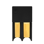 D'Addario DRGRD4ACBK  Reed Guard - Black
