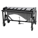 Adams VCSF30M 3.0 Oct. Concert Series Vibraphone, silver bars, field frame, w motor