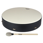 Remo  E1-0316-71-CST  Buffalo Drum Comfort Sound Technology® - Black, 16""