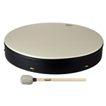 Remo  E1-0322-71-CST  Buffalo Drum Comfort Sound Technology® - Black, 22""