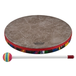 Remo  KD-0112-01  Kids Percussion® Frame Drum - Rain Forest, 12""