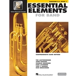 Essential Elements for Band - Book 1 with EEI - Baritone B.C.