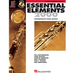 Essential Elements for Band - Book 2 with EEi - Eb Alto Clarinet
