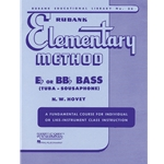 Rubank Elementary Method - Bass/Tuba (B.C.)