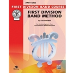 First Division Band Method, Clarinet, Part 1