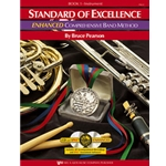 STANDARD OF EXCELLENCE ENHANCED BK 1, BARITONE SAX