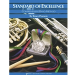 STANDARD OF EXCELLENCE ENHANCED BK 2, BASS CLARINET