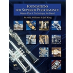 FOUNDATIONS FOR SUPERIOR PERFORMANCE, BASSOON