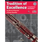 TRADITION OF EXCELLENCE BK 1, Bb BASS CLARINET