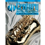 Belwin 21st Century Band Method, Level 1 [E-Flat Alto Saxophone]