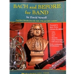 BACH AND BEFORE FOR BAND - Eb ALTO & BARI SAX