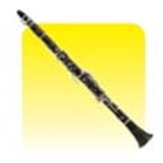 Music Man Rental Instrument MMIRNTCL_NN Rental Clarinet - Near New