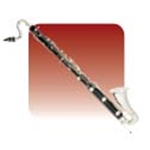 Music Man Rental Instrument MMIRNTBCL_NW Rental Bass Clarinet - New