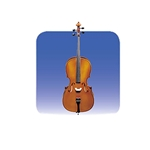 Music Man Rental Instrument MMIRNTCLO_1/4 Rental Cello 1/4