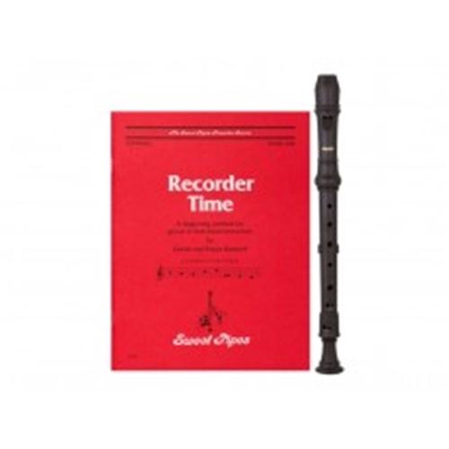 Rhythm Band Soprano Recorder Package