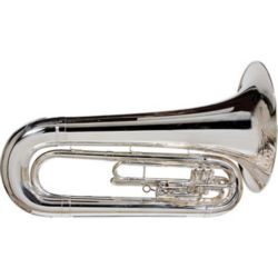 "KING 1151SP Marching Brass  ""Ultimate"" Marching Tuba - Key of BBb"