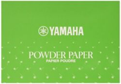 Yamaha  YAMAHA  YAC1112P  Powdered Pad Paper; 50 Sheets per pack