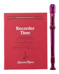 Rhythm Band RBA100P RECORDER PKG (CR101P/SP2308)