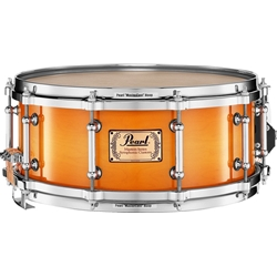 PEARL  Pearl SYP1455138 14x5.5 Symphonic 6-Ply Maple Snare Drum , ANTIQUE SUNBURST