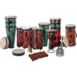Remo  DP-0270-CC  Beat The Odds Drum Pack, Package C