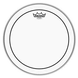 Remo  PS-0314-MP  Pinstripe® Clear Crimplock® Tenor Drumhead, 14""