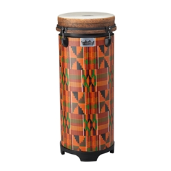 Remo  TU-1110-PM  Valencia 100 Series Tubano® Drum - Tunable, Kintekloth, 10""