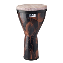 Remo  VS-DJ13-43-SD09 Versa® Djembe Drum - Brown, 13""