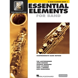 Essential Elements for Band - Book 1 with EEI - Bb Bass Clarinet