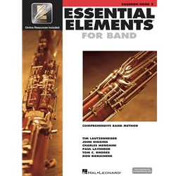 Essential Elements for Band - Book 2 with EEi - Bassoon