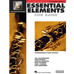 Essential Elements for Band - Book 2 with EEi - Bb Clarinet
