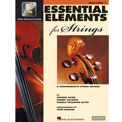 Essential Elements for Strings - Book 1 with EEi - Cello