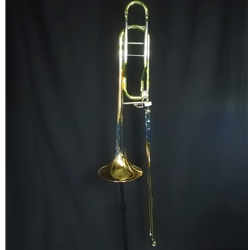 CONN 88HO _DEMO Conn 88HO Professional Trombone Demo