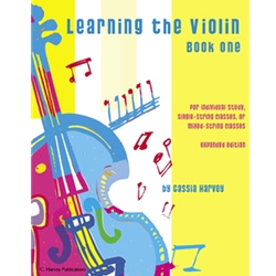 Learning the Violin, Book One