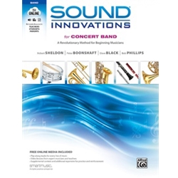 Sound Innovations, Book 1 [E-Flat Baritone Saxophone]