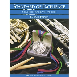 STANDARD OF EXCELLENCE ENHANCED BK 2, BARITONE SAXOPHONE
