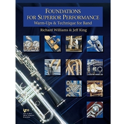 FOUNDATIONS FOR SUPERIOR PERFORMANCE, BARI SAX