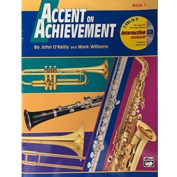 Accent on Achievement, Book 2 [Baritone B.C.]