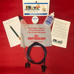 MUSIC MAN MMFHNCK French Horn Care Kit